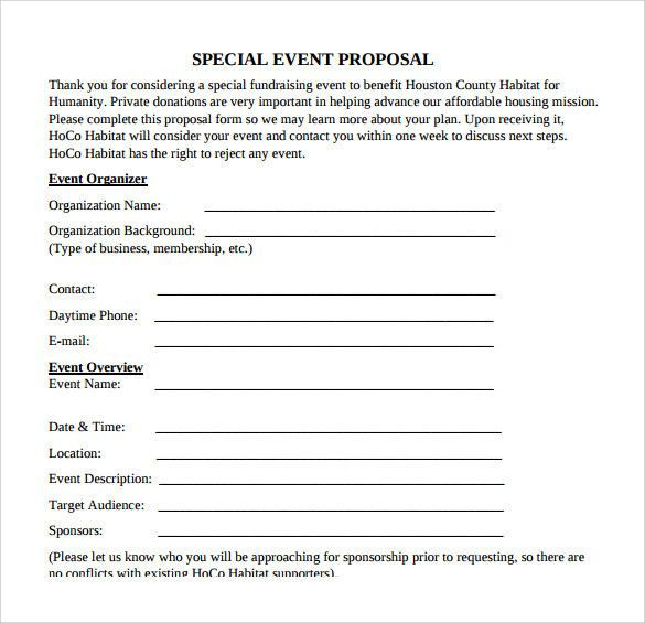 Wedding Planner Proposal Template Wedding Planner Proposal Template Fresh Free 30 Sample event