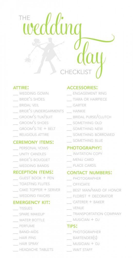Wedding Planner Template Wedding Planner Template Guide Checklist Decoration Cakepins