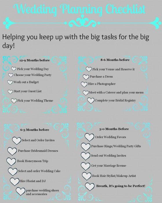 Wedding Planning Checklist Template Free Printable Wedding Planning Checklist Real Advice Gal