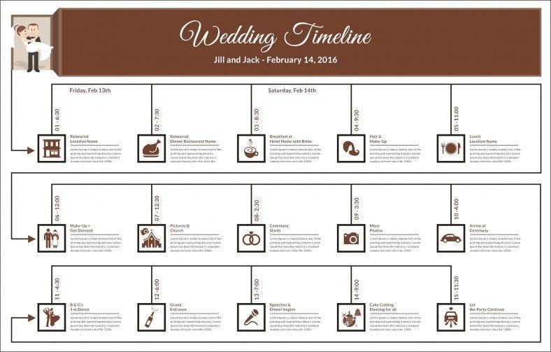 Wedding Planning Timeline Template Excel Wedding Planning Timeline Template Excel Elegant 29 Wedding