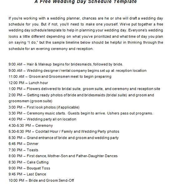 Wedding Planning Timeline Template Wedding Checklist Planning Timeline Template In 2020