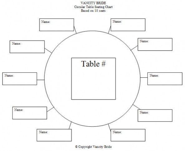 Wedding Seating Plan Template Wedding Seating Planner Google Search