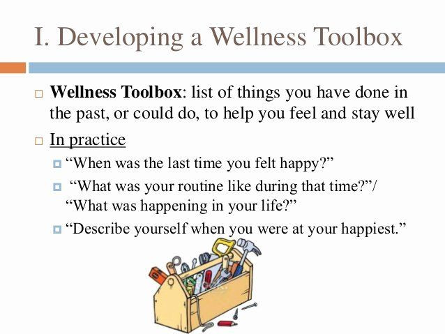 Wellness Recovery Action Plan Template Wellness Recovery Action Plan Pdf Luxury Wellness Recovery