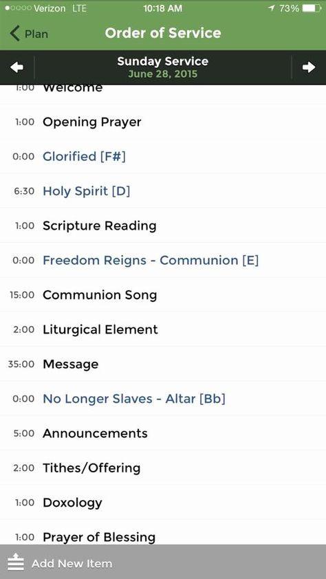 Worship Service Planning Template √ 30 Worship Service Planning Template In 2020